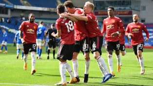 Manchester United picked up their first win of the season as they overcame Brighton 3-2 in a simply epic encounter at the AMEX Stadium on Saturday, with Bruno...