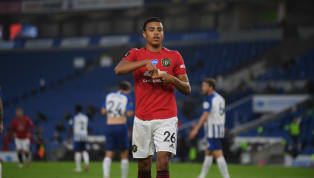 Mason Greenwood has begun to make the right wing position at Manchester United his own, with another breathtaking display against Brighton on Tuesday night....