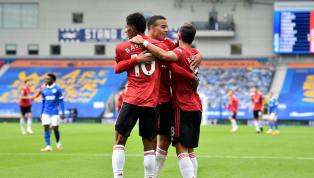 Manchester United berhasil meraih kemenangan perdana di Liga Inggris 2020/21 saat melakoni partai tandang ke AMEX Stadium, markas Brighton and Hove Albion,...