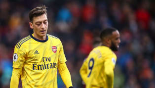 Mesut Ozil is determined to see out the final year of his contract - though Arsenal want to offload the midfielder in the summer. The 31-year-old arrived at...