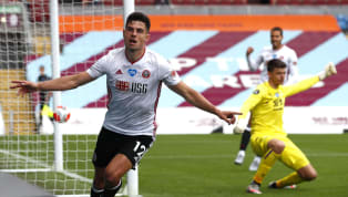 rope Burnley and Sheffield United - two sides chasing an improbable European berth - were forced to settle for a 1-1 draw on Sunday in their Premier League...
