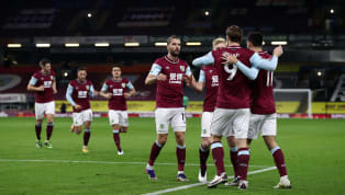 Burnley recorded their first win of the season at the eighth time of asking as Chris Wood's early strike secured a 1-0 win over Crystal Palace at Turf Moor on...