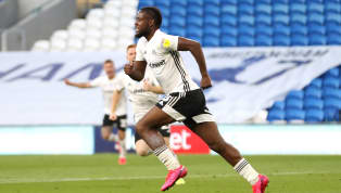 tage Fulham took a step closer to Wembley with a 2-0 playoff semi-final first-leg victory over Cardiff at the Cardiff City Stadium on Monday evening. In a game...