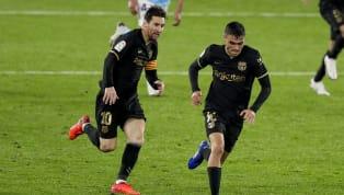 Tiền đạo trẻ của Barcelona ca ngợi người đàn anh của mình, Lionel Messi. Barca mùa giải vừa rồi đã trình làng 2 ngôi sao trẻ cực kỳ đáng chú ý với trường hợp...