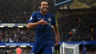 Công thần của Chelsea Pedro Rodriguez sẽ gia nhập AS Roma sau khi mùa bóng hiện tại kết thúc. Thông tin được chuyên gia chuyển nhượng uy tín là Fabrizio...