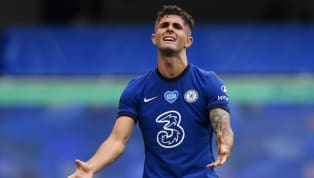 Chelsea manager Frank Lampard has revealed that Christian Pulisic will be sidelined for six weeks after a suffering a hamstring injury against Arsenal in the...