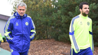 Cesc Fàbregas says he was convinced over a move to Chelsea after one meeting with José Mourinho, where the Portuguese manager promised the club would win the...