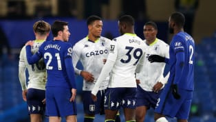 Chelsea played out a 1-1 draw with Aston Villa at Stamford Bridge on Monday evening as the visitors moved up to fifth place in the Premier League table, while...