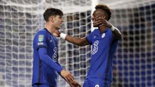Chelsea berhasil lolos ke putaran keempat Piala Liga 2020/21, setelah membantai lawannya Barnsley dengan skor telak 6-0. ⚽️ @TammyAbraham ⚽️⚽️⚽️ @KaiHavertz29...