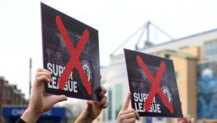 สโมสรบิ๊กซิกซ์ในศึก ฟุตบอลพรีเมียร์ลีกอังกฤษ แถลงถอนตัวจากการแข่งขัน ยูโรเปี้ยน ซูเปอร์ลีก...