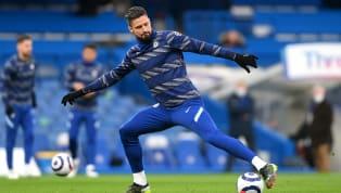 Héros du match aller, avec un génial retourné acrobatique, Olivier Giroud n'a même pas participé à la deuxième manche contre l'Atlético de Madrid (2-0)...