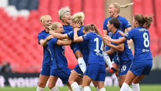 Chelsea beat Manchester City 2-0 at Wembley to win the first women's Community Shield since 2008. Millie Bright opened the scoring with an absolute wonder...