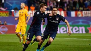 Equipos que recibieron a sus verdugos. 1. Antoine Griezmann vs Barcelona Griezmann convirtió de penal contra su actual club El francés supo convertirle varios...