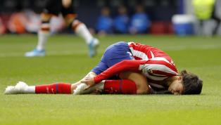 Malas noticias para el Atlético de Madrid. Esta vez en forma de lesión. Joao Félix, que sintió molestias el pasado viernes en el partido ante el Mallorca...