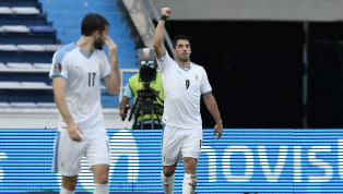 Atletico Madrid striker Luis Suarez has become the latest high-profile footballer to contract Covid-19 while on international duty, and will miss Saturday's...