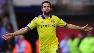 Cesc Fàbregas has revealed the two midfield opponents he played against in the Premier League that he admired most. Fabregas - currently at Ligue 1 side...
