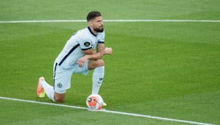 Titularisé une nouvelle fois à la pointe de l'attaque de Chelsea, Olivier Giroud a rapidement ouvert le score et contribué au succès des Blues sur la pelouse...