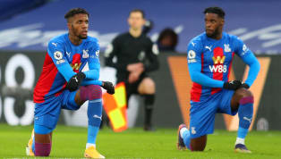 ism Wilfried Zaha has called on footballing authorities to do more in the fight against racism, saying that 'taking the knee' has lost its meaning. In...