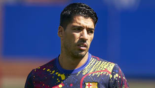 Luis Suarez was visibly emotional as he gave a departing press conference to mark his official exit from Barcelona and transfer to La Liga rivals Atletico...