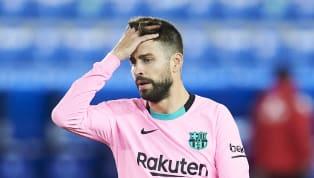 El conjunto azulgrana suma una racha de cuatro partidos sin conocer la victoria en LaLiga. Desde el empate (1-1) ante el Sevilla, se han sucedido dos derrotas...