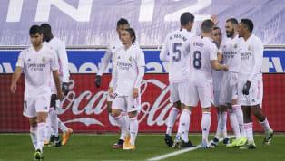 Estos son los puntajes de los futbolistas titulares de Real Madrid en el triunfo 4-1 sobre Alavés, por la fecha 20 de LaLiga de España. Thibaut Courtois (6):...