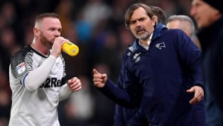 Wayne Rooney is the leading candidate to replace Derby County manager Phillip Cocu, who finds himself under mounting pressure after a string of poor results....