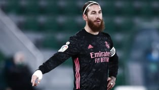 Centre-back Sergio Ramos did not train with the rest of his Real Madrid teammates on Friday after complaining of an illness. Zinedine Zidane's side will...