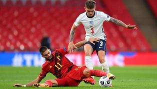 A l'occasion du choc de ce groupe 2 de la Ligue des Nations, l'Angleterre a réalisé un petit exploit en infligeant à la Belgique sa première défaite (2-1)...