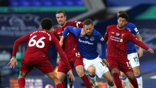 Everton dan Liverpool berhadapan di Goodison Park pada Senin (22/6) dini hari WIB dalam pertandingan pekan ke-30 Liga Inggris 2019/20. Pertandingan bertajuk...