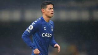 El futbolista colombiano cambió este verano el Real Madrid por el Everton, pero su salario apenas ha variado lo que le convierte en el jugador mejor pagado de...