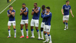 Everton continued their perfect start to the season as they moved to the top of the Premier League with a comfortable 4-2 victory over Brighton at Goodison...