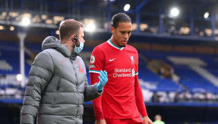 Jurgen Klopp has revealed that Virgil van Dijk's injury does not look 'not good', after the Dutchman was forced to leave the pitch early in the first half...