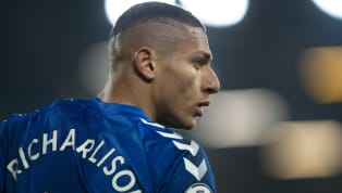 Prior to grabbing a consolation goal in Everton's 3-1 defeat to Manchester City, Richarlison was enduring the longest scoreless run of his Toffees career. For...