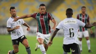 Quis o destino que Fluminense e Botafogo, únicos clubes contrários ao retorno do Carioca em meio à pandemia de coronavírus, se esbarrassem logo na semifinal...