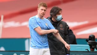 This season was going all too swimmingly for Manchester City, wasn't it? The Cityzens have the Premier League title all but sewn up, they're already planning...