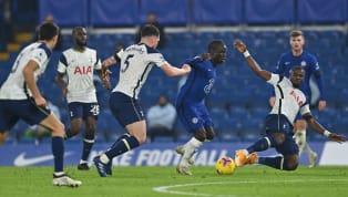 Dua klub London Chelsea dan Tottenham Hotspur berbagi poin pada pekan ke-10 Liga Inggris 2020/21 setelah bermain imbang tanpa gol di Stamford Bridge, Senin...