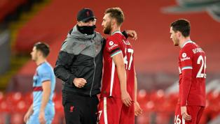 Cầu thủ trẻ của Liverpool Nathaniel Phillips chia sẻ sau chiến thắng của Liverpool trước Westham United Đêm qua, Liverpool đã có một chiến thắng khá chật vật...