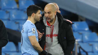Pep Guardiola has claimed the prospect of coming up against Sergio Aguero next season doesn't bother him and that he will be delighted for the outgoing...