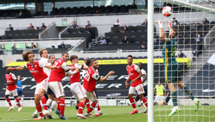 ium A late Toby Alderweireld header gave Tottenham a 2-1 victory over Arsenal at the Tottenham Hotspur Stadium in the first men's north London derby to be...