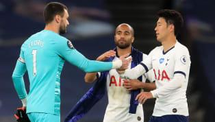 Im Kampf um einen Europa-League-Platz benötigte Tottenham Hotspur im Heimspiel gegen den FC Everton am 33. Spieltag drei Punkte. Aufgrund einer strittigen...
