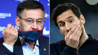 """Josep Bartomeu, presidente de Barcelona, rompió el silencio tras la casi salida de Lionel Messi: """"No podía dejarlo ir"""". También se pronunció sobre Luis..."""