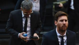 """Jorge Messi, padre y representante de Lionel, desmintió los rumores de una supuesta reunión para ficharlo en el PSG. """"Dejen de inventar"""", fueron las palabras..."""