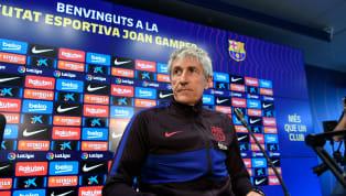 El técnico del FC Barcelona compareció esta mañana en la habitual rueda de prensa del día previo a un partido para comentar la actualidad del equipo. Quique...