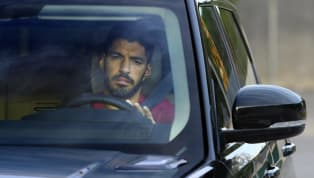 El delantero uruguayo se retiró de la Ciudad Deportiva de Barcelona y comenzó a realizar su transición hacia Atlético de Madrid. Deja al Blaugrana tras cinco...