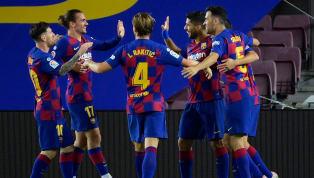 El Barcelona repitió once contra el Espanyol. Quique Setién aplicó la máxima de no tocar lo que ha funcionado. Sin embargo, los culés no jugaron un buen...