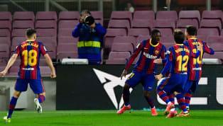 Grâce à Dembélé, le Barça revient à un petit point de l'Atletico de Madrid et rêve plus que jamais d'un titre en championnat en fin de saison. 1. Messi record...