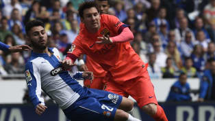 Lionel Messi is known for beating his opposition in every way he can on the pitch but former Espanyol centre-back Alvaro Gonzalez has revealed the Barcelona...
