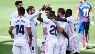 Tras estas primeras 5 jornadas, el Real Madrid se coloca líder en solitario de La Liga Santander. Los blancos vencieron al Levante a domicilio y lograron...