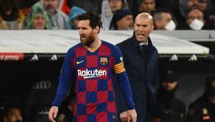 Huấn luyện viên Zidane mới đây đã lên tiếng khuyên Messi tiếp tục gắn bó với La Liga thay vì ra đi như những lời đồn đoán gần đây. Sau khi Barcelona bị Real...
