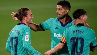 Qui succèdera à Lionel Messi, quadruple tenant du titre de meilleur buteur de la Liga ? Lionel Messi lui-même ? Karim Benzema ou encore Luis Suarez ? Les noms...